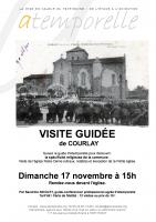 Visite guidée de Courlay
