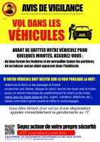 Message Gendarmerie Nationale