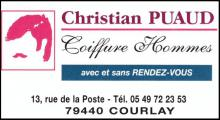 Logo PUAUD Christian